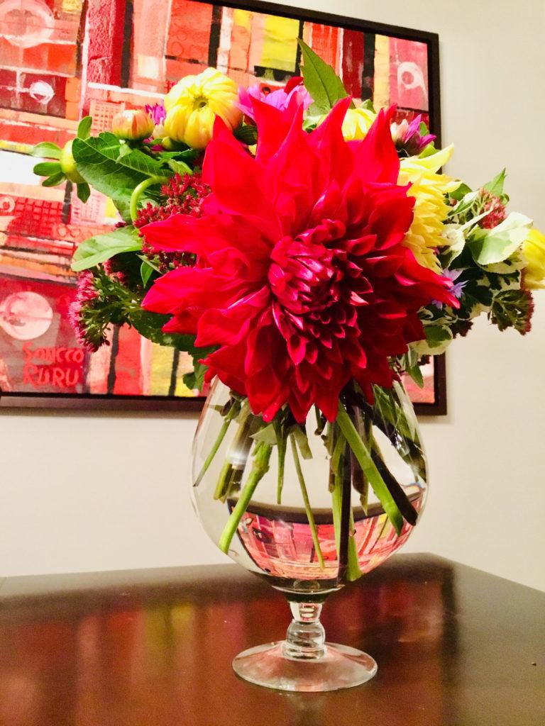 Les fleurs de Lali: Our Summer in Review | Chandler Coaches