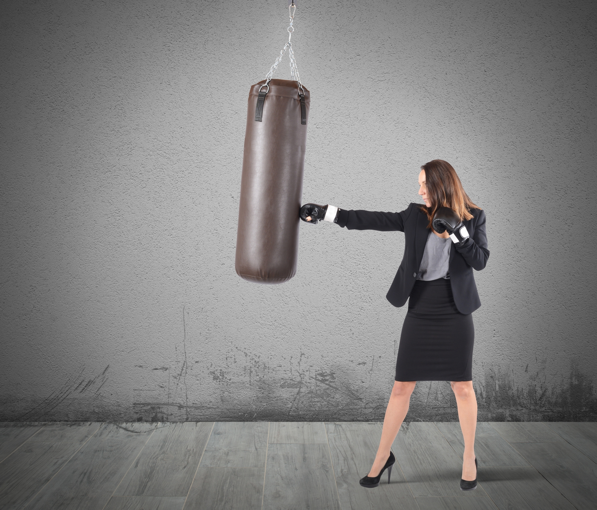 A Punching Bag in Your Leadership Toolkit? | Chandler Coaches