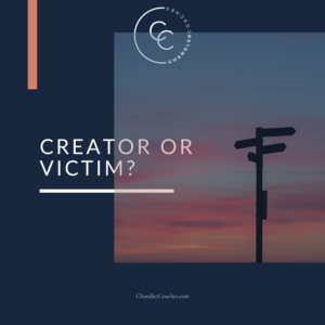 Creator or Victim?