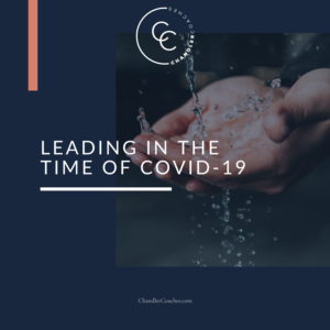 Leading in the time of Covid-19